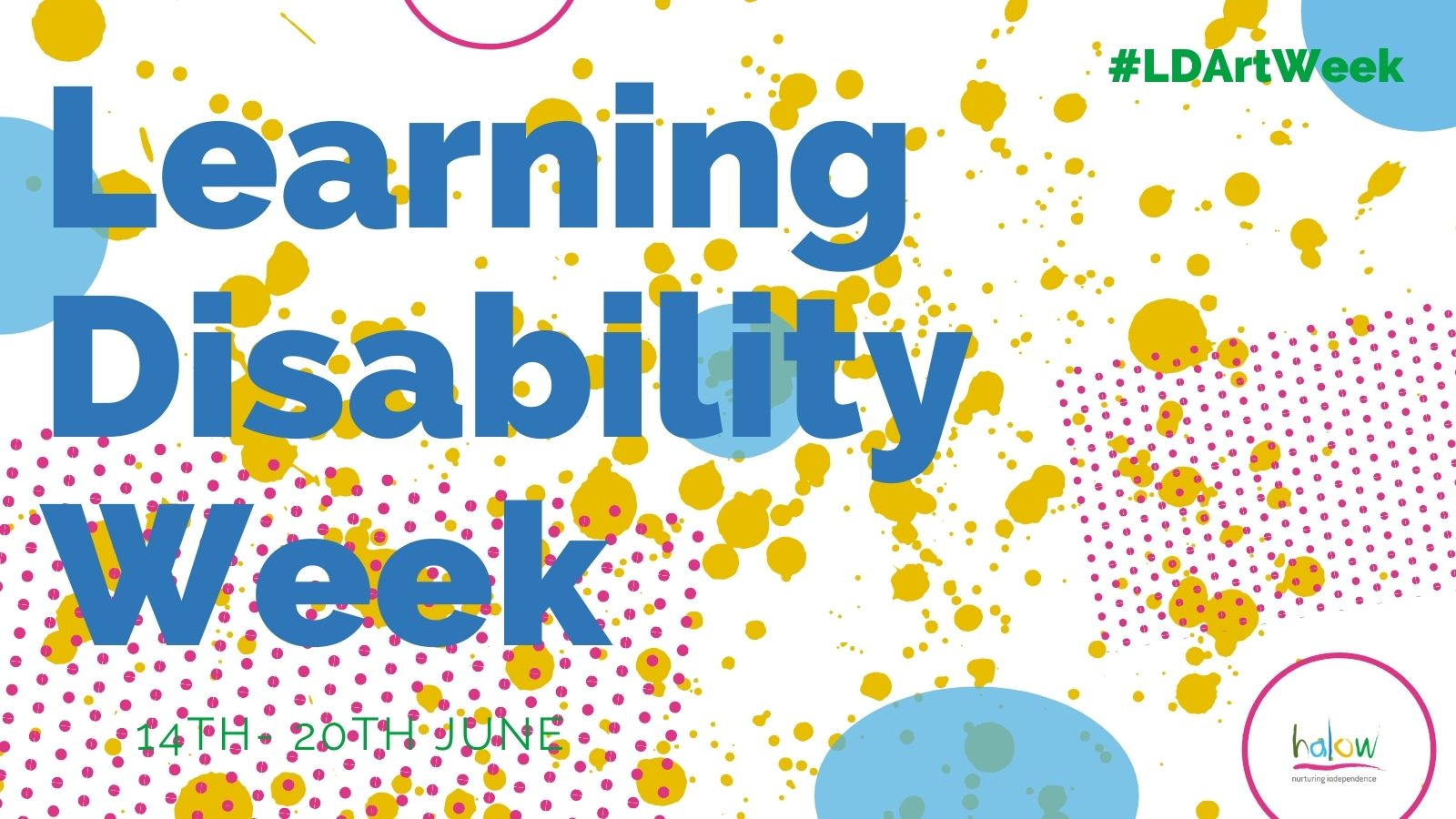 Learning Disability Week: A message from helene